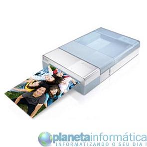 impressora dell portatil - Dell lança impressora portátil de fotos