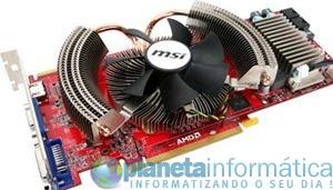 msi 4870 md1 - Radeon HD 4870 de MSI com ventilador de 9 cm