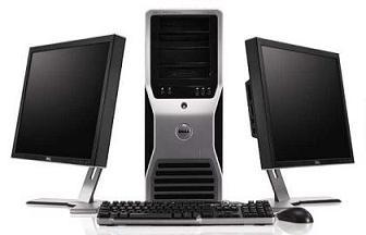 2009 03 24dellprecisionpage - Dell apresenta os Precision T3500, T5500 e T7500.