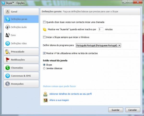 imagem skype02.thumbnail - Skype 4.0.0.215