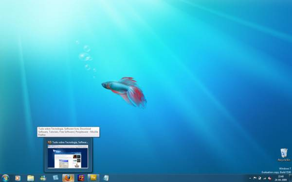 imagem w7b7100rc.thumbnail - Windows 7 RC Build 7100 nos torrents