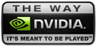 logonvidiaa - NVIDIA GT300 é conhecida em clave como Fermi