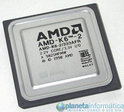 amdk6 2processador - AMD K6-2 *11 Anos*