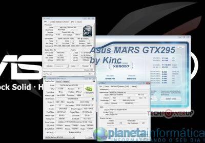asus mars 2 - ASUS Mars: A placa gráfica poderosa