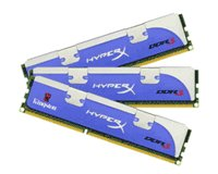 kingston 12gb triple channel hyperx 1600mhz - Kingston lança um kit de 12GB DDR3 para tríplice canal por 1.400$