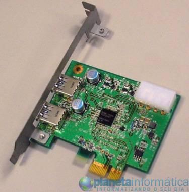 nec usb 3 addon card - NEC apresenta cartões USB 3.0
