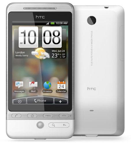 htc hero 1 - HTC Hero, Um Smartphone Android Heróico com Adobe Flash