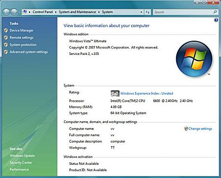 1247488435536 58 - Service Pack 2 melhora o desempenho do Windows Vista