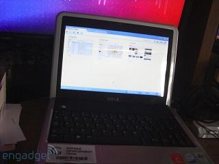 2009 07 12chrome 1 - Novas imagens do Chrome OS, versão alpha 1.01
