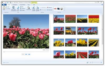 35904 01 - Algumas imagens do novo Windows Live Movie Maker