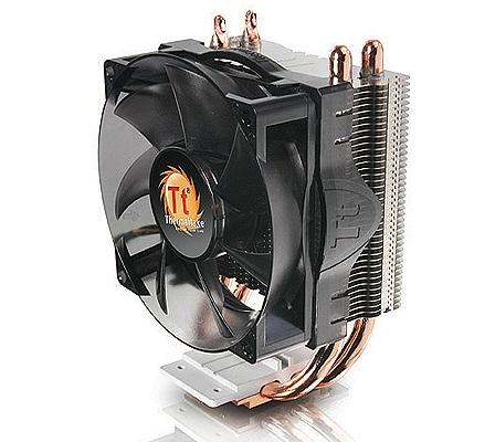 Thermaltake Silent 1156 01 - Novo e silencioso disipador Thermaltake para Core i5.