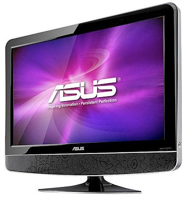 asus tv t1 - ASUS T1, Um Monitor com Tuner de TV Digital DVB-T