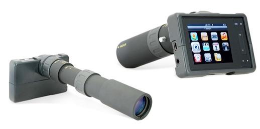 avatar digital - Uma Câmera Perfeita para Stalkers, ou Melhor, Esportistas