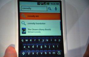 Android 2.0 beta é liberado sem suporte a multi-touch