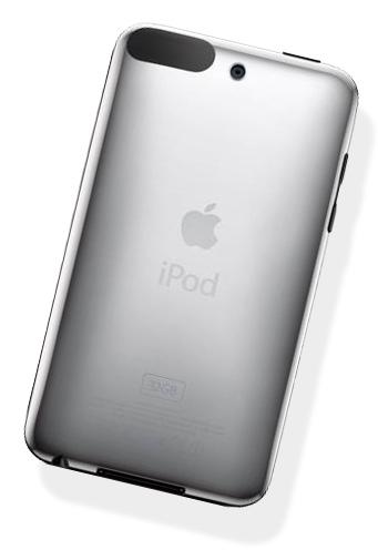 ipod touch with camera tfts - iPod Touch com Câmera de Vídeo!