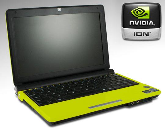 mobii ion 230 1 - Mobii ION 230, Um Netbook com a Plataforma NVIDIA Ion