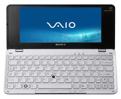 sony vaio p - Sony está trabalhando numa nova versão do seu Vaio P.