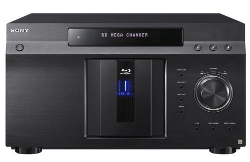 sony megachanger - MegaChanger da Sony para guardar 400 Discos Blu-ray