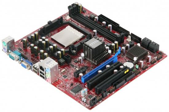 78a - Mais duas placas novas da MSI baseadas no chip AMD 740G