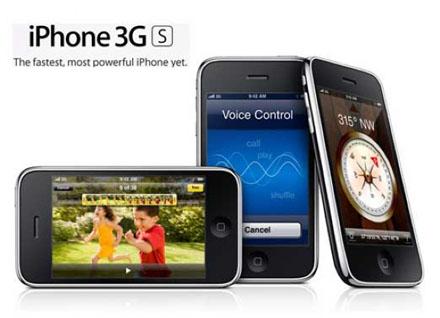 8466 - Vivo, Claro e TIM começam a vender o iPhone 3GS na sexta