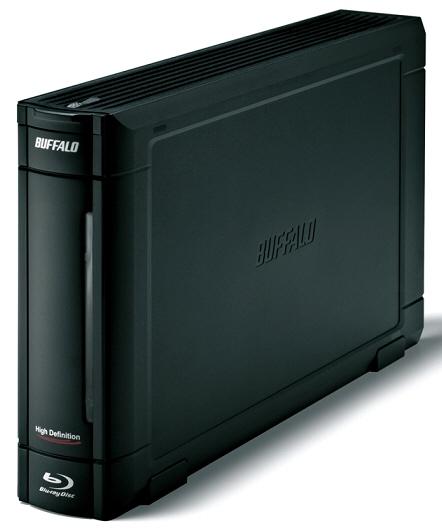 Buffalo BR H1016SU2 01 - Gravadoras Blu-ray 10x