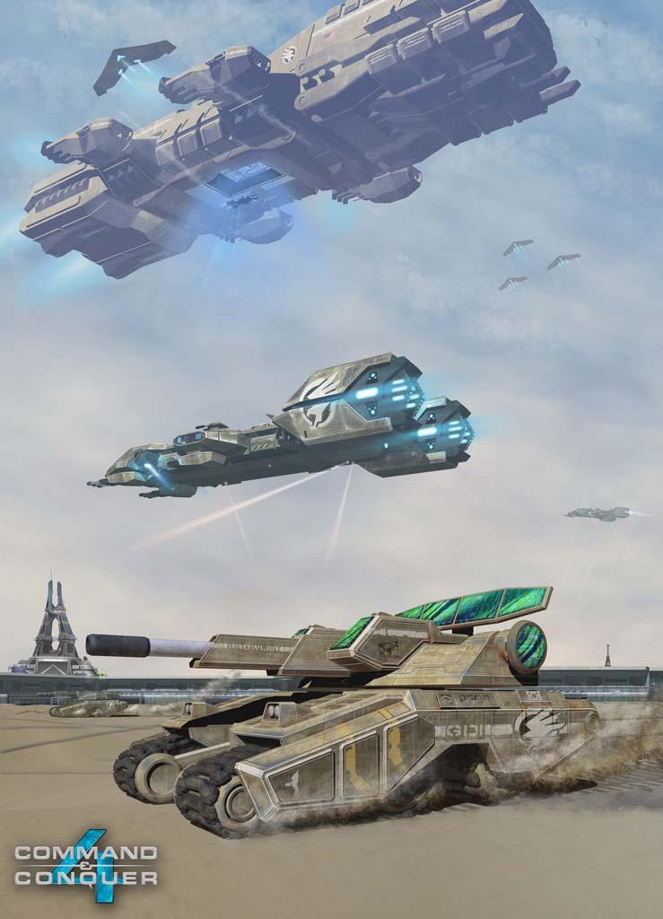 CC4 - Command & Conquer 4 ganha subtítulo