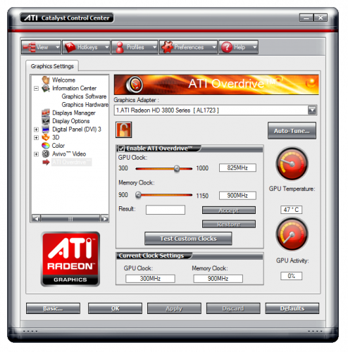 Catalyst Control Center 8.preview - ATi Catalyst 9.8 WHQL p/ Windows Vista e Windows 7