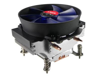 Spire DualStar 01 - Disipador Spire DualStar para Core i3 / i5.