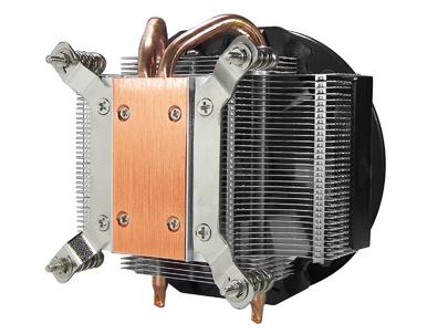 Spire DualStar 03 - Disipador Spire DualStar para Core i3 / i5.