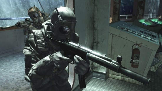 "call of duty 4 modern warfare pc 8 550x309 - ""Call of Duty: Modern Warfare"" é anunciado para Wii"