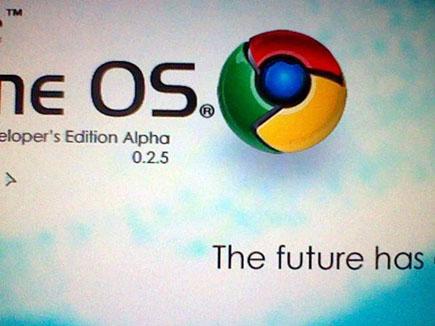 gos1 - Supostas imagens do Google Chrome OS