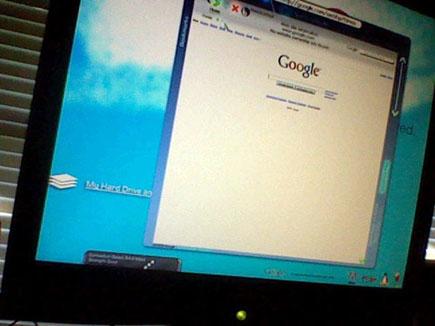 gos2 - Supostas imagens do Google Chrome OS