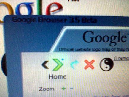 gos4 - Supostas imagens do Google Chrome OS