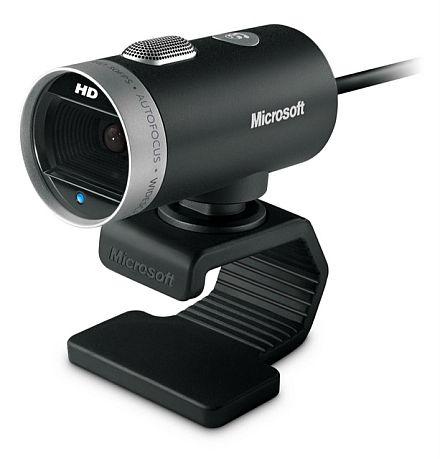 microsoft lifecam 1 - Microsoft LifeCam Cinema, Uma Webcam com Resolução HD 720p