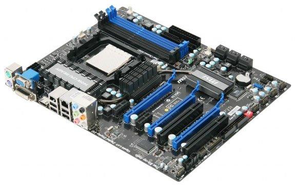 msi nf980 g65 - MSI nForce 980a SLI anunciada