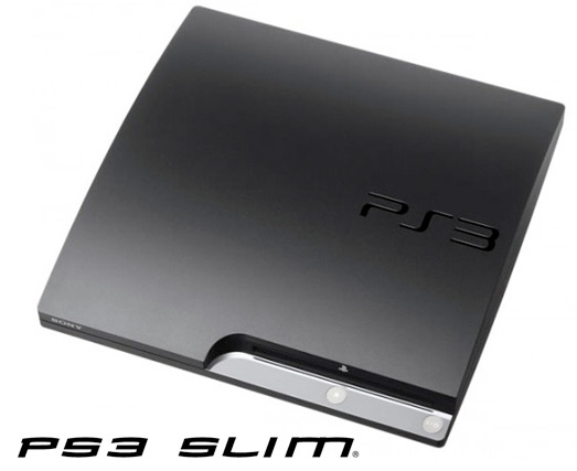 ps3 slim dd - Sony Confirma PS3 Slim de 120GB para Setembro!