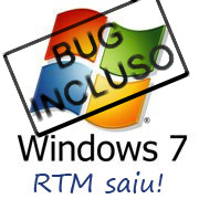 win7rtmbug - Falha crítica encontrada no chkdsk do Windows 7