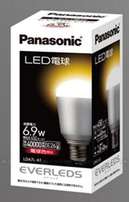 36328 01 - Panasonic lança lâmpadas que duram até 19 anos