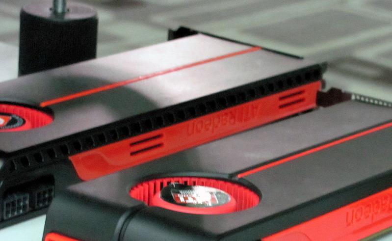 50a - Fotos da nova Ati Radeon HD 5870 X2