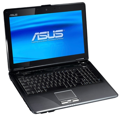 Asus M60J 01 - ASUS M60J, portátil Core i7 Mobile