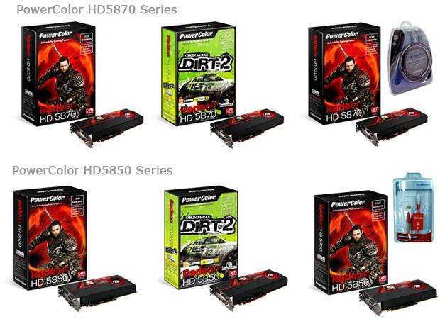 PowerColor HD5800