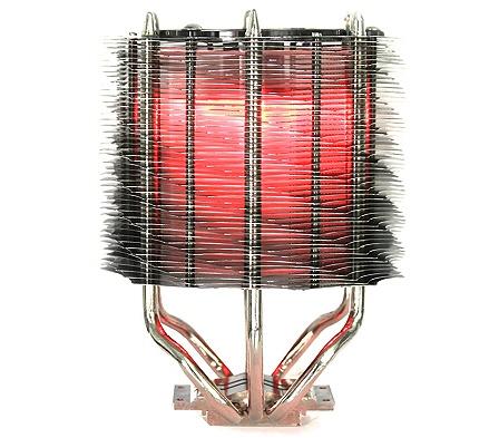 Thermaltake SinQ VT 02 - Disipador multiCPU Thermaltake SpinQ VT, incluindo Core i5.