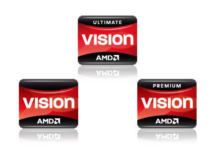 amd vision ultimate premium - AMD anuncia campanha para facilitar escolha de computadores