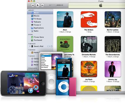 itunes901 00 - iTunes 9.0.1