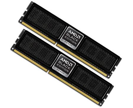 ocz amd black edition ddr3 ram - OCZ apresenta memória RAM de baixa voltagem para CPUs AMD