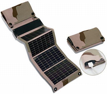 powerfilm - PowerFilm, Um Carregador Solar Portátil