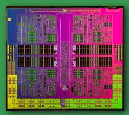 propus die - Novos Athlon II X4 com TDP de 45 W