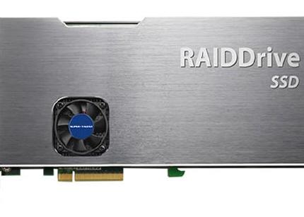 raid01 - SSD Supertalent de 2TB com 1,4 GB/s de transferência