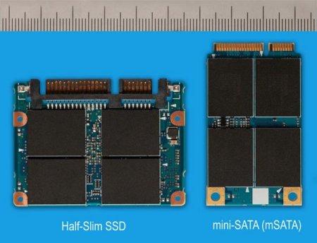 toshiba 32nm mini sata ssd 2 - Toshiba revela SSDs mSATA e Half-Slim de 32nm