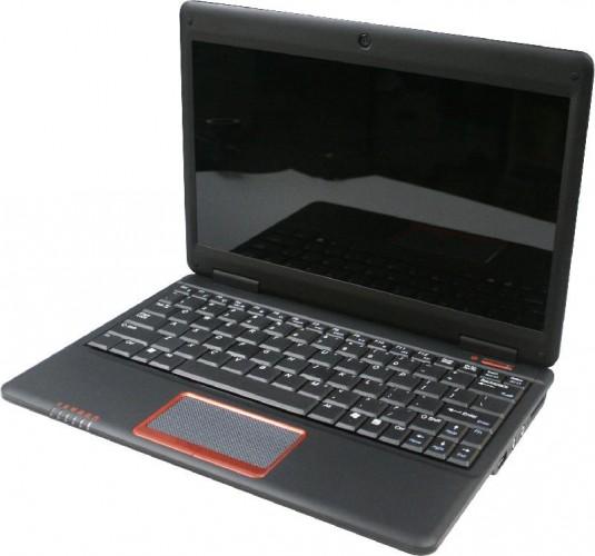 via enote - VIA apresenta design de netbook com maior desempenho e WiMAX integrado